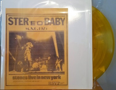 Rolling Stones Ster-e-o Baby Bootleg