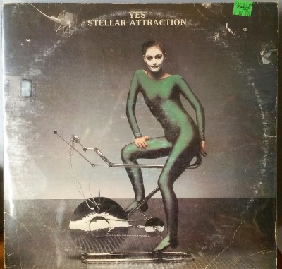 YES  STELLAR ATTRACTION  Beacon Island Records