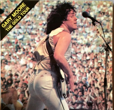 GARY MOORE   THE GOLD TOUR  TAURUS 004 9110