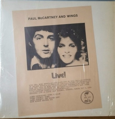 A directory and ratings of bootleg rock records and lp's released in