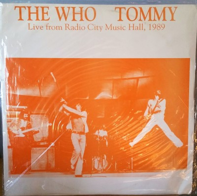 THE WHO   TOMMY LIVE  6/27/1989  Starlight SL 87026