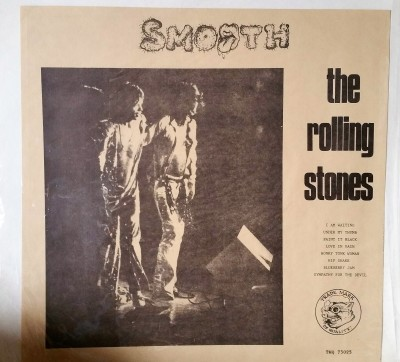 THE ROLLING STONES   SMOOTH   TMOQ 73025