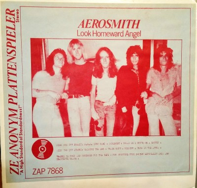 AEROSMITH  LOOK HOMEWARD ANGEL  ZAP7868