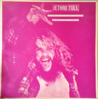 JETHRO TULL  BALTIMORE & AROUND  CBM 3586 / 3436