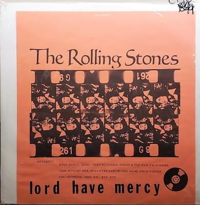 ROLLING STONES  LORD HAVE MERCY  CBM3948